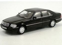 Mercedes W140 1991